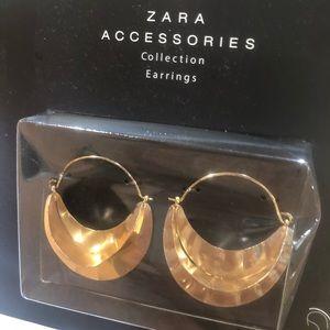 New Zara statement earrings